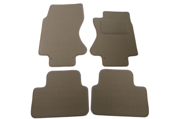 Jaguar XF Interior Carpet Mats (2008-2015) - Left Hand Drive